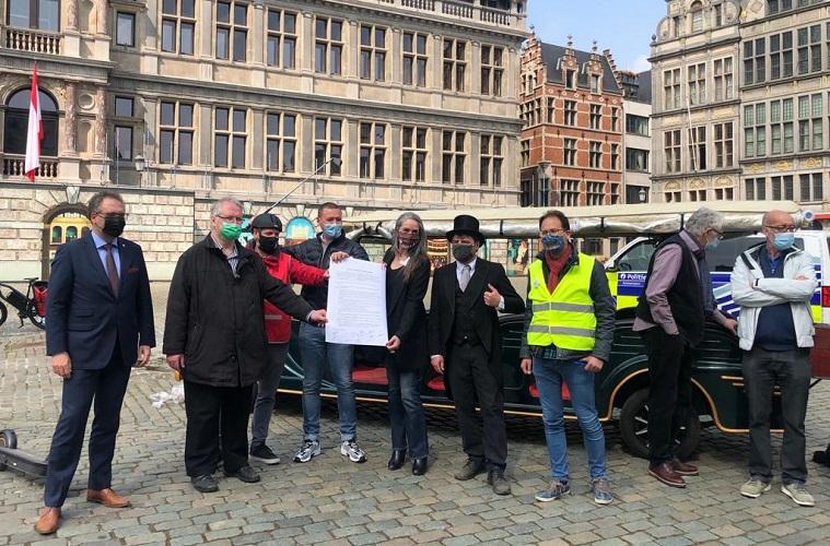 Antwerp Tours Association zet in op kwaliteit stadswandelingen
