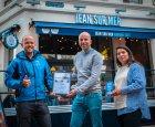 Jean sur Mer Harbor Cafe is het eerste MSC-gecertificeerde visrestaurant van België