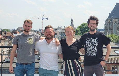 De Belgische healthtech start-up BloomUp heeft 0,5 miljoen euro groeikapitaal opgehaald