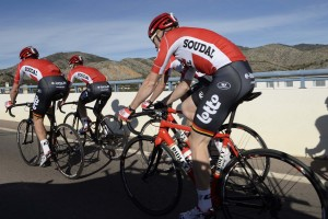 Training Camp of Lotto-Soudal at Benicassim - 11122014