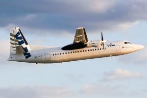 VLM Airlines Fokker 50 fl