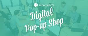 innomedio's digital pop-up shop