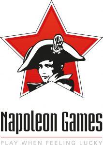Napoleon_logo_algemeen_jeton_nl - Zwart