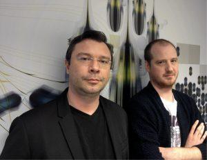 Guy De Pauw en Tom De Smedt van Textgain