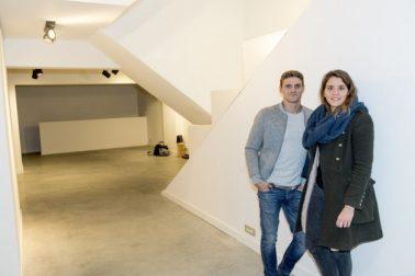 Jen Weyts en Dorien Van den Bosch (foto: Wim Hendrix)