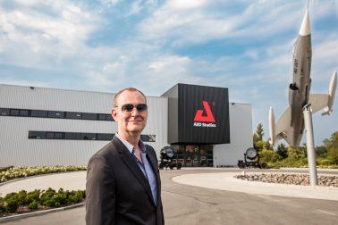 Glenn Roggeman, CEO AED Studios