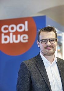 Matthias De Clercq, manager Coolblue België