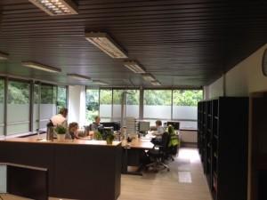 group dewolf nieuw kantoor