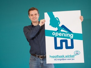 Opening hypotheek.winkel