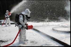 gaspakken brandweer SCK