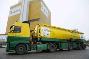 Agrifirm sectorpromotie bulkwagens kopie
