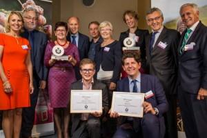 Ondernemers voor ondernemers trofee