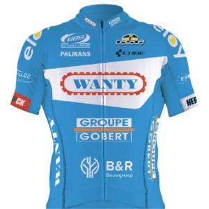 Wanty-Gobert Groupe Tenue