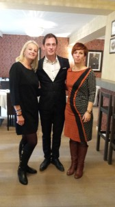 Barbara Dex, Jurgen Dirkx en Vicky Heylen creëerden het Barbara Dex Menu.