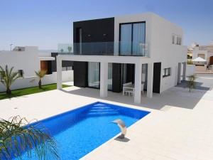 Costa Blanca zuid - villa T