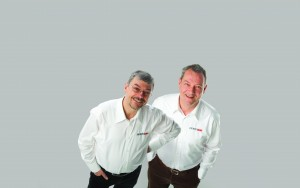 Luc De Ceuster en Helmut De Roovere