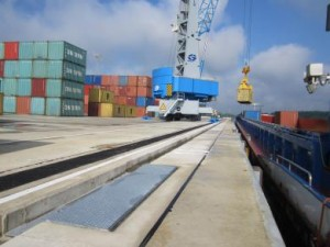 beverdonk container terminal
