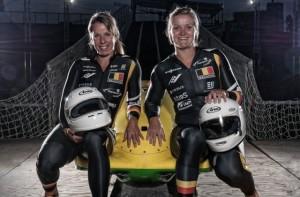 Hanna Mariën (links) en Elfje Willemsen.
