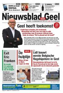 nieuwsblad van geel