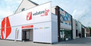 Webstore-Geel