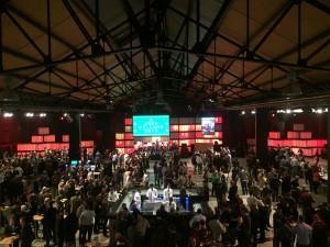 Het Deme-event van afgelopen weekend in Antwerpen.