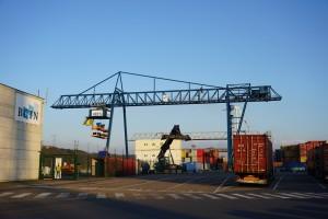 containerterminal Meerhout