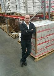 Håkan Blommé, manager Soudal Proflex AB.