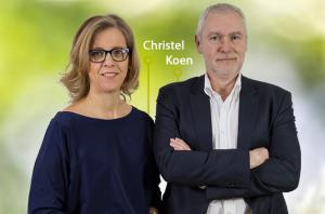 Christel en Koen