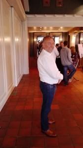 CEO Ronny Bols was uiteraard ook van de partij.