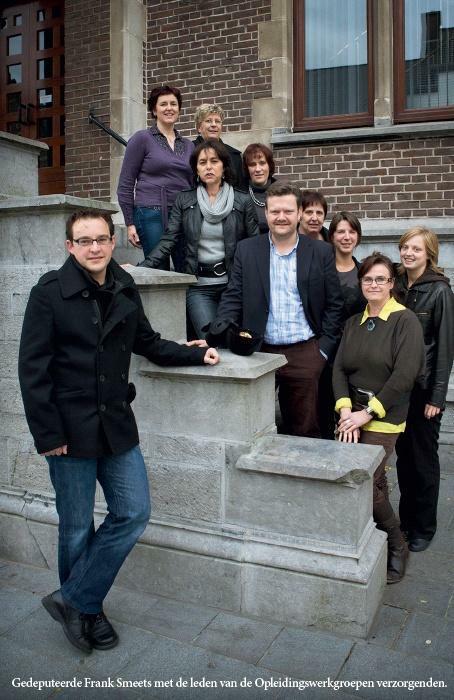 Welzijnsregio Noord Limburg, de winnaars van de ik leer weer award