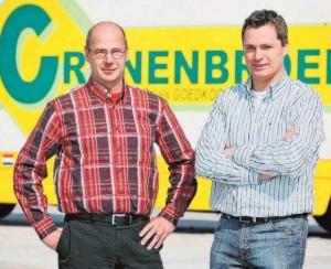Henk Van Cranenbroek en Mark Van Cranenbroek