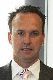 Sam Strijckmans, directeur Financiën en Personeel bij Nitto Europe.