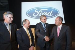 toekomstcontract ford en vlaamse regering