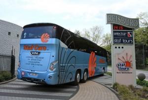 Staf Cars bus