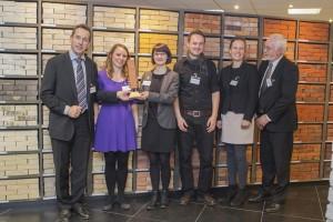 Vandersanden Brick Award