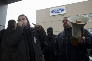 ford staking
