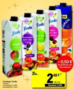 trudo fruitsap