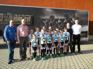 Green Cycling Team Machiels