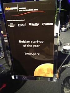 award twitspark