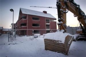 bouw winter