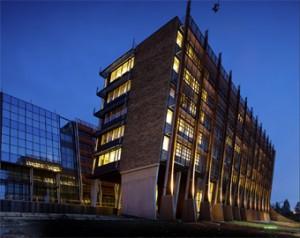 gebouw Cegeka Hasselt