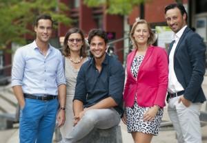 nieuw bestuur VKW jongeren