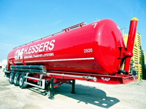 Essers bulkwagen 1