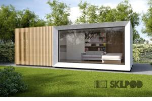 Skilpod micro home