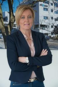 Christa Jouck staand