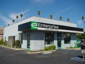 Enterprise Autoverhuur