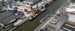 containers albertkanaal