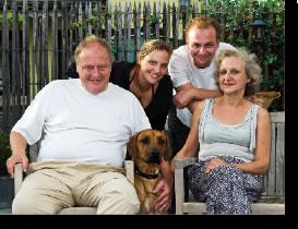 familiefoto pret a gouter