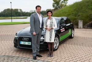 Hilde Peerlings & Peter Guelinckx