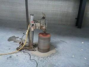 betonboring